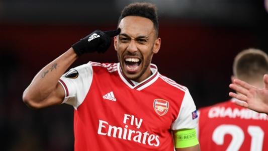 Aubameyang's brace: Arsenal star's impressive Premier League record