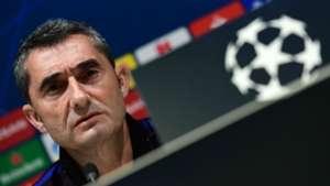 """FC Barcelone, Valverde : """"Messi se repose, rien de plus"""""""