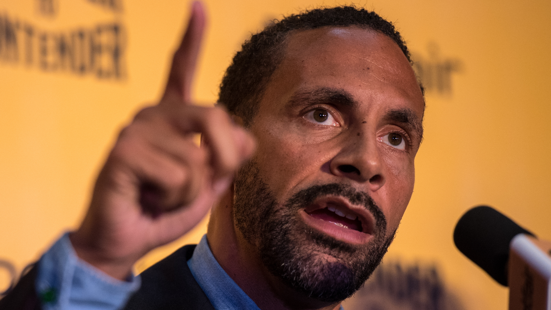 Rio Ferdinand admits to playing in the Premier League while drunk