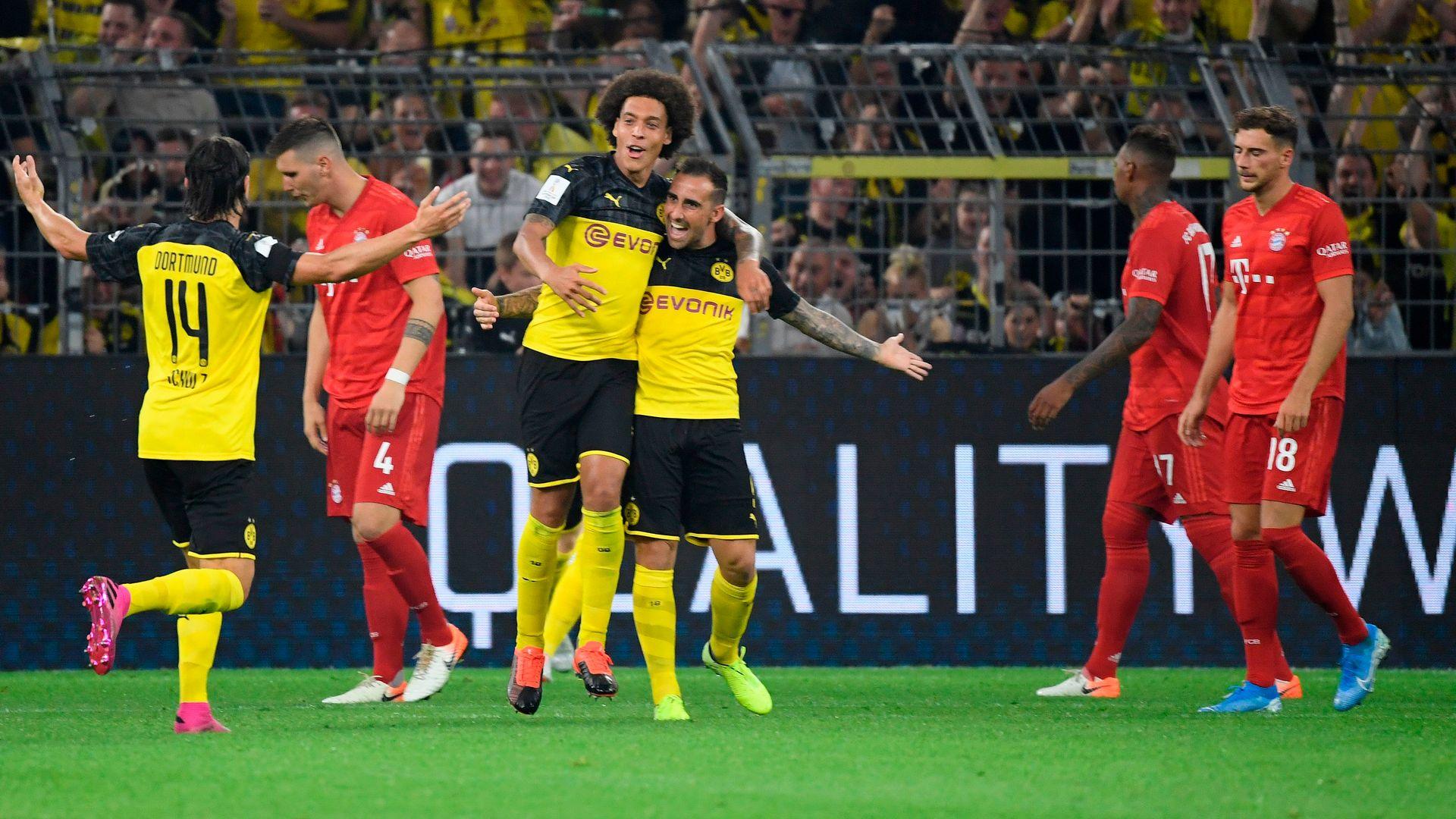 Fc Bayern Munchen Vs Bvb So Sehen Sie Die Bundesliga Heute