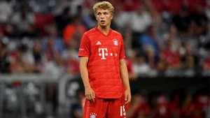 Jann Fiete Arp Bayern Munchen Fenerbahce Audi Cup 2019