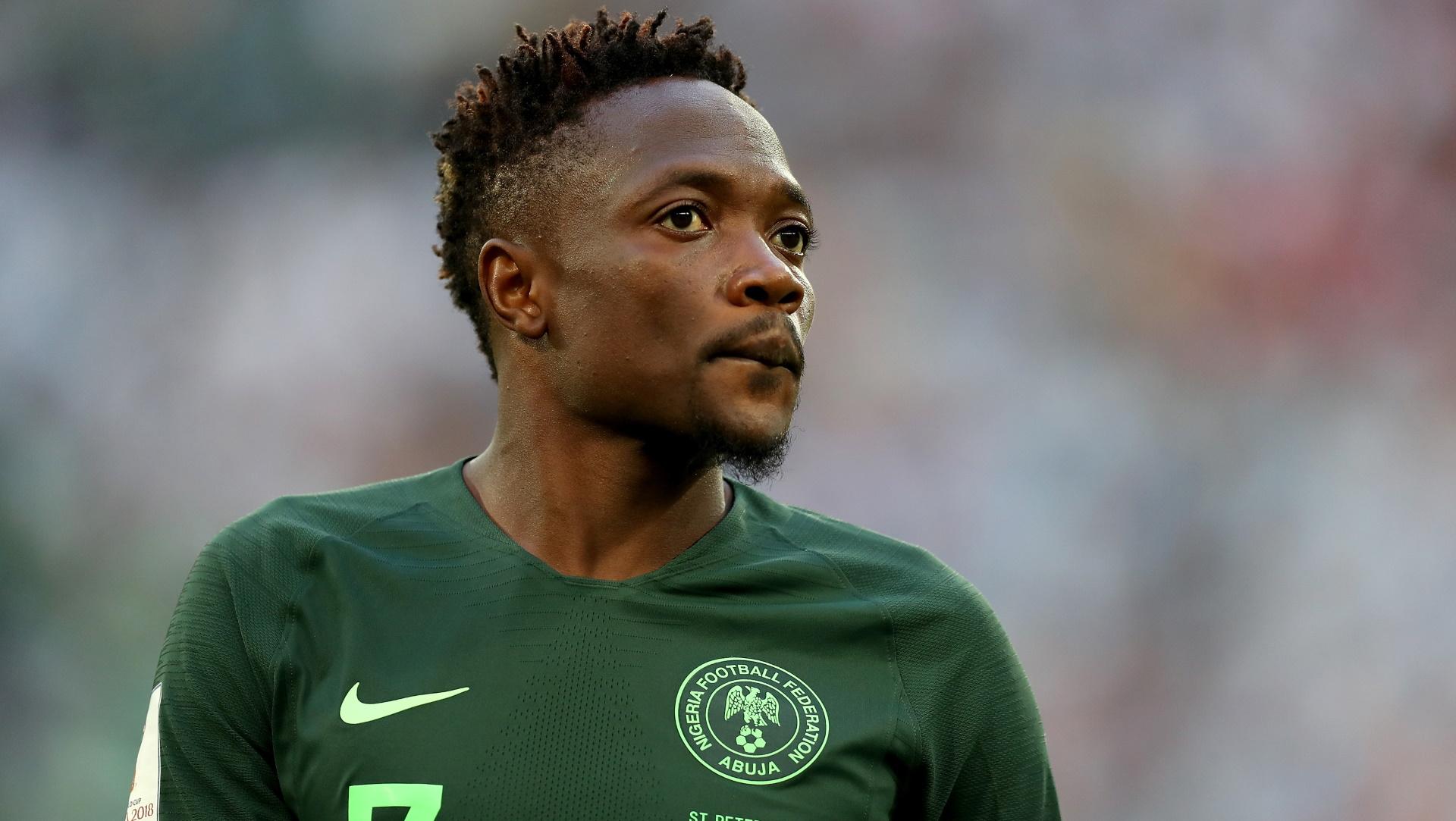 Ahmed Musa: Fatih Karagumruk announce arrival of Nigeria captain