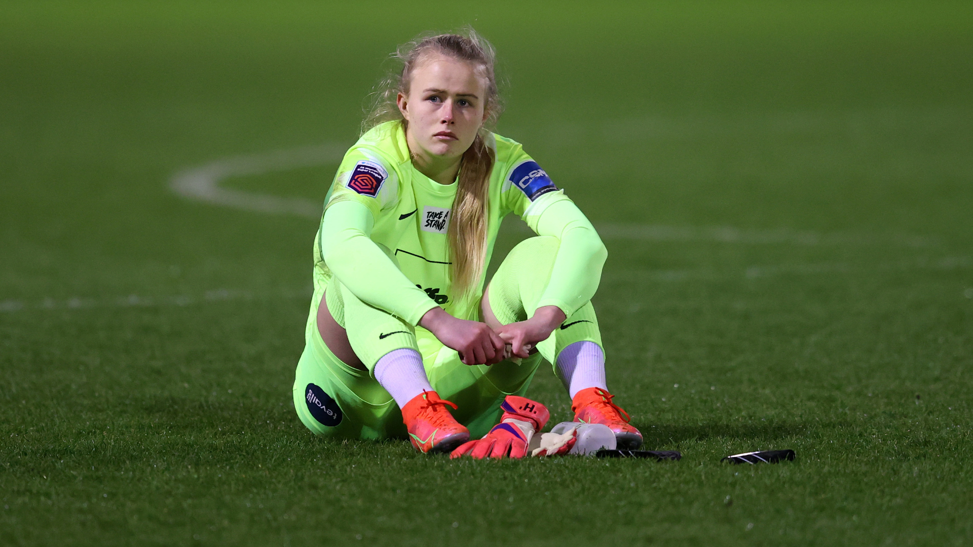 'The girls are going to warm up and she's in tears' - FA blasted for making Team GB cuts just before Birmingham-Everton clash