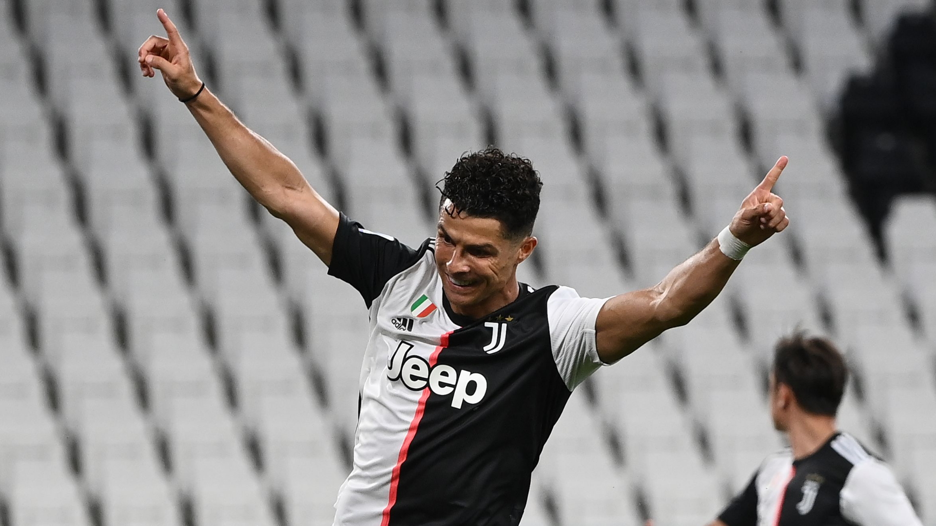 Ronaldo scores twice as Juventus beat Lazio in Serie A