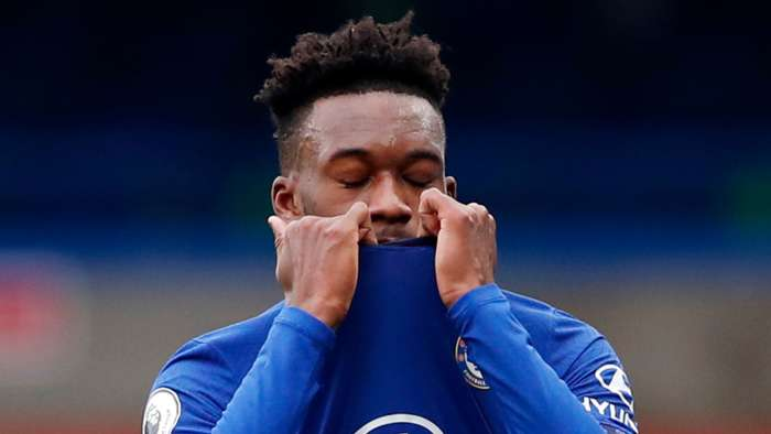 Callum Hudson-Odoi Chelsea vs Burnley Premier League 2020-21