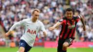 Christian Eriksen Joshua King Tottenham Bournemouth