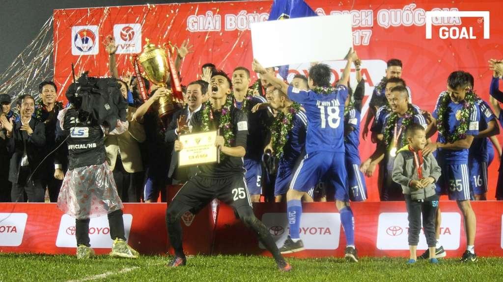 Quảng Nam vô địch