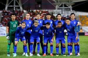 ทีมชาติไทย 2018