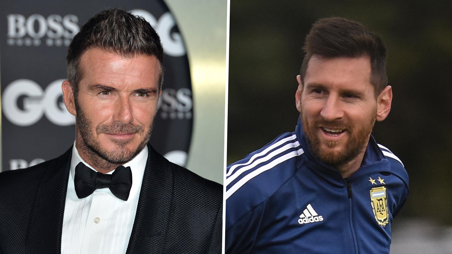 Lingard looked to model game on Messi & Beckham when making Man Utd breakthrough