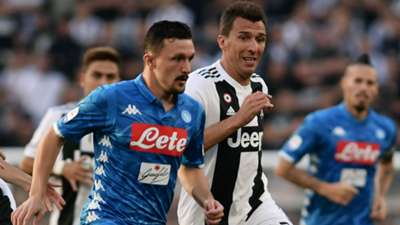 Mario Rui Mandzukic Juventus Napoli Serie A