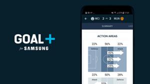 Samsung Goal+ S9 visual