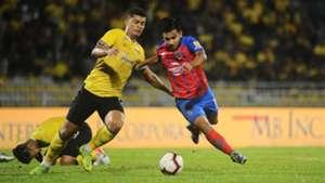 Hussein El Dor, Perak v Johor Darul Ta'zim, Malaysia Super League, 6 Jul 2019