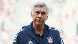 Carlo Ancelotti Bayern coach