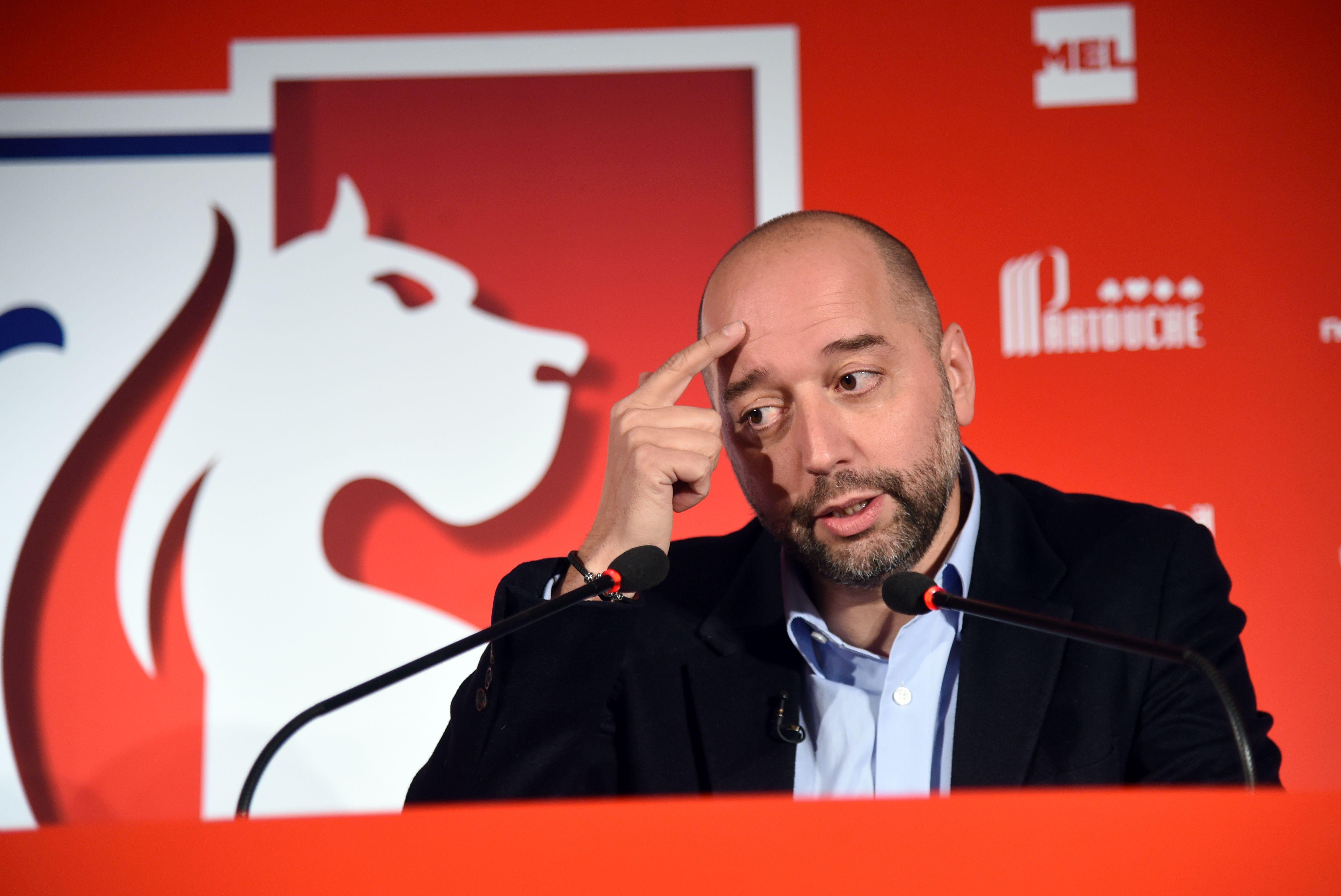 """Ligue 1 - Un mercato """"cheap"""" ? Gérard Lopez (Lille) n'y croit pas"""