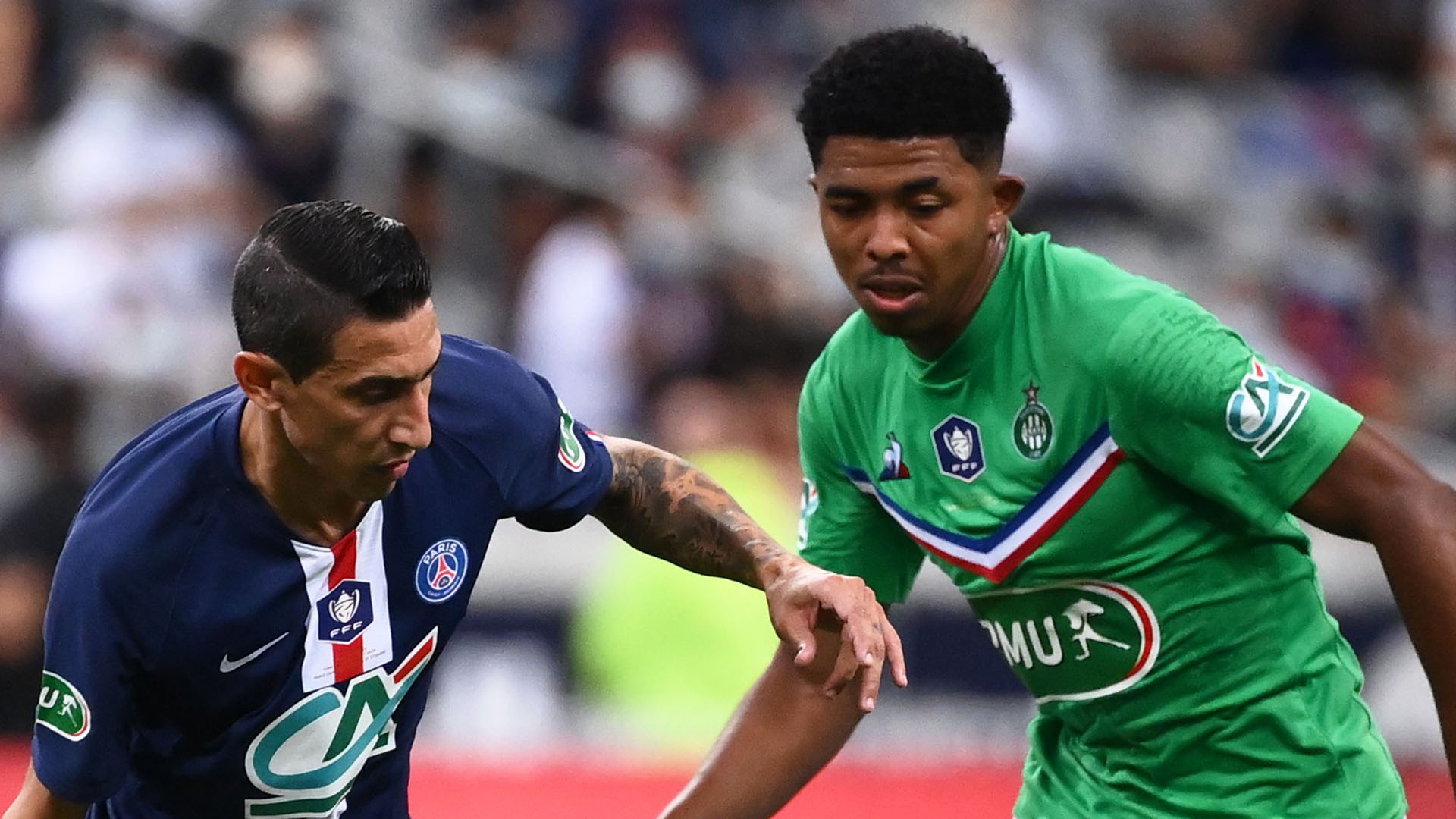 Saint-Etienne accept £30m Leicester bid for Fofana