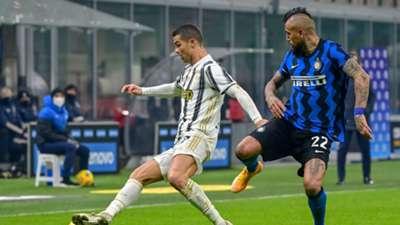 Cristiano Ronaldo - Arturo Vidal