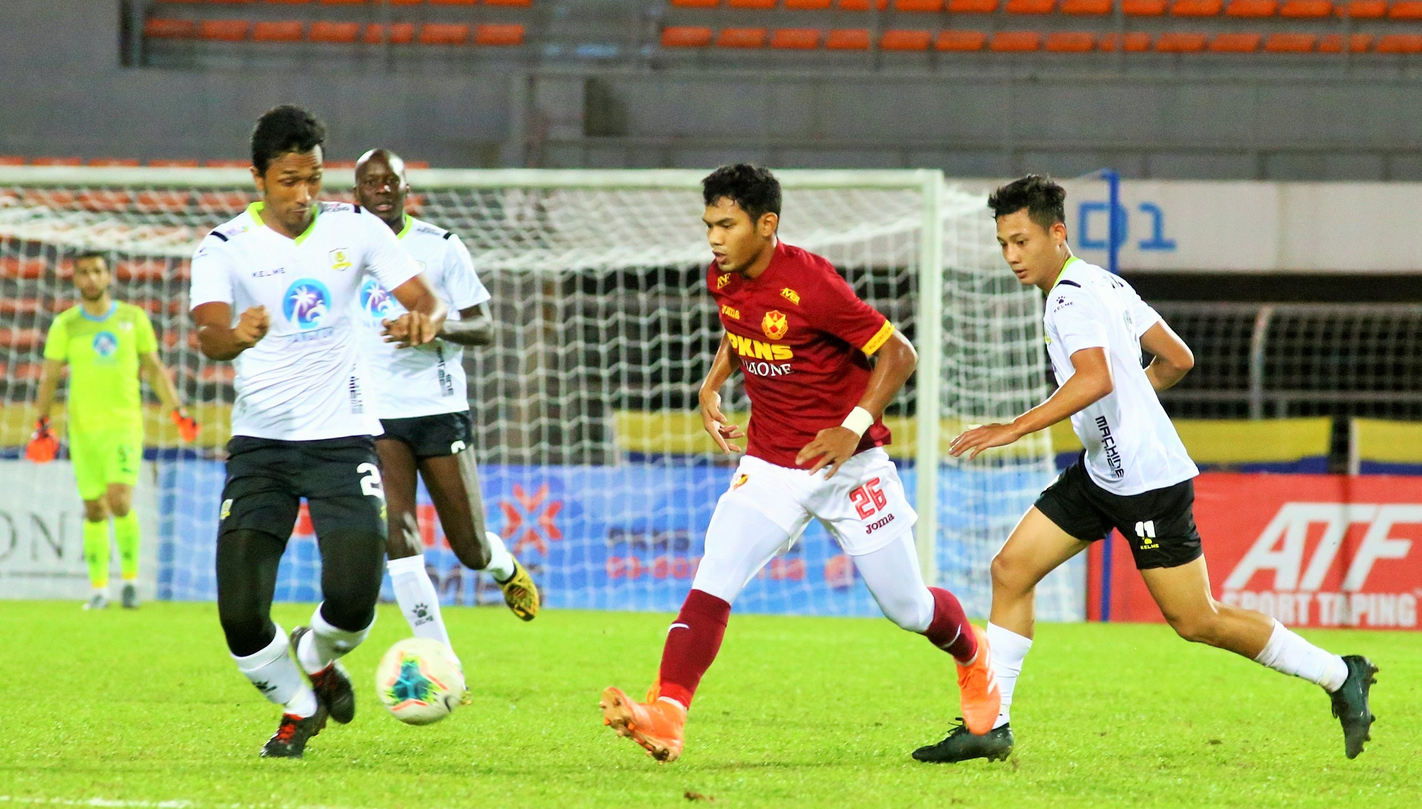 Aidil Azuan, the Selangor youngster who idolises Pirlo and dreams of vying with Syahmi Safari