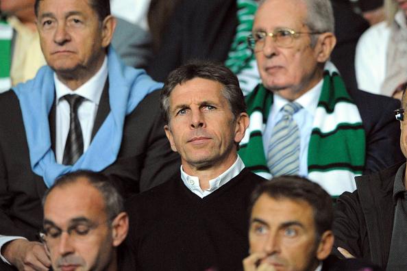 """ASSE, Puel : """"La Ligue 1 est un centre de formation pour les quatre grands championnats"""""""