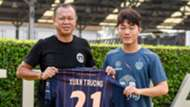 Luong Xuan Truong Buriram United Thai League 2019