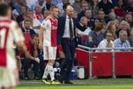Ten Hag - Ajax vs Dinamo Kiev