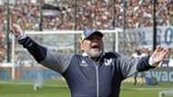 Diego Maradona Gimnasia Estudiantes Superliga 02112019