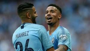 'Salah is quality but Mahrez is amazing' – Jesus rates Manchester City teammate and Liverpool star
