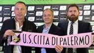David Platt - Palermo