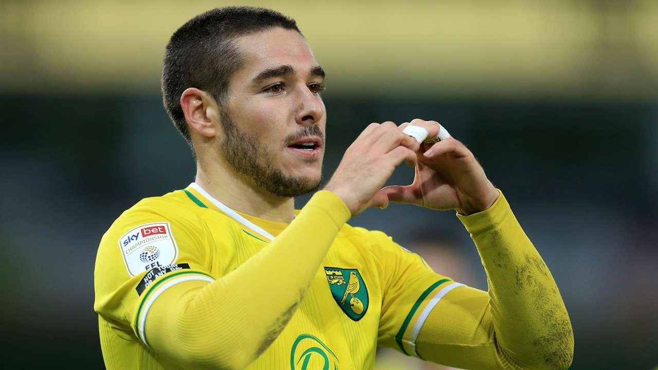 Emiliano Buendia Norwich City 2020-21