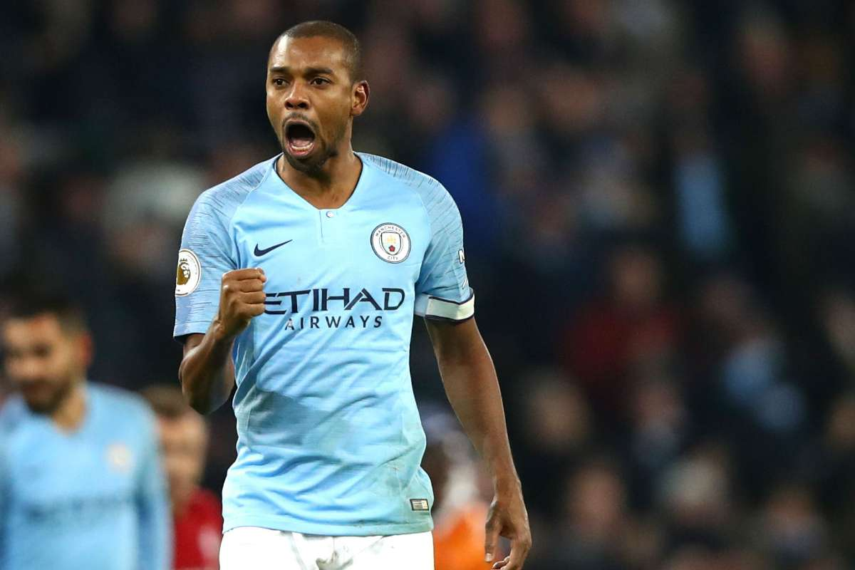 Manchester City: 'Today was my opportunity' - Fernandinho settling in at  centre-back amid Man City injury crisis