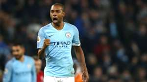 Guardiola hopeful 'incredible' Fernandinho remains with Manchester City