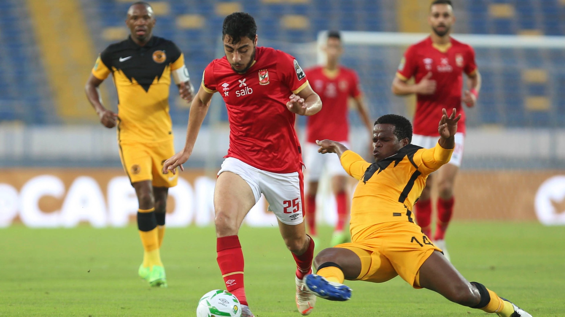 'Kaizer Chiefs have very limited resources' – Egypt great Ahmed Hassan questions Amakhosi