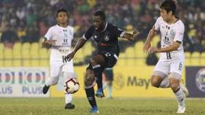 Lazarus Kaimbi, Melaka v Pahang, Malaysia Cup, 22 Sep 2019