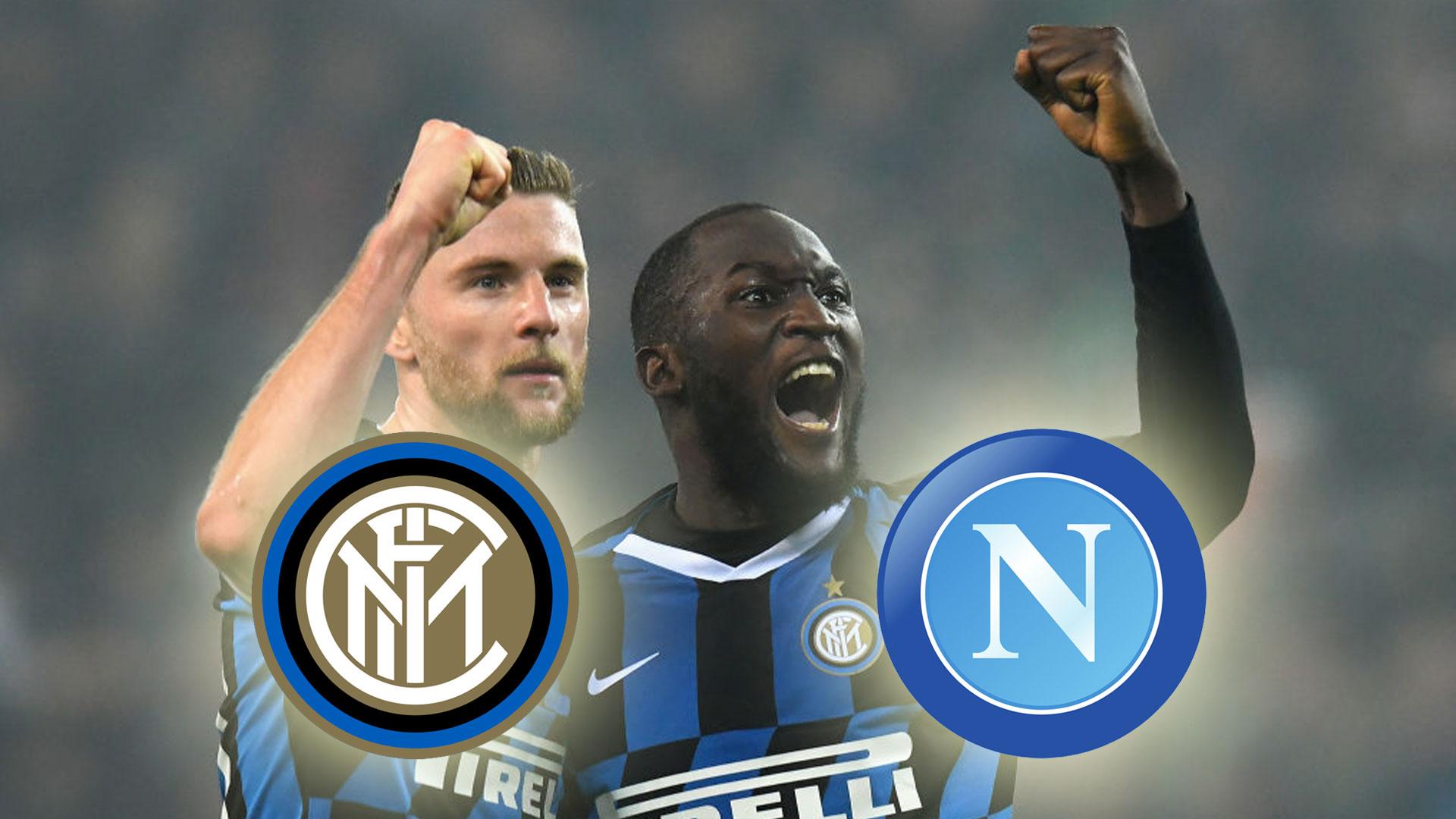 Inter Mailand Vs SSC Napoli Heute Live Im TV Und LIVE