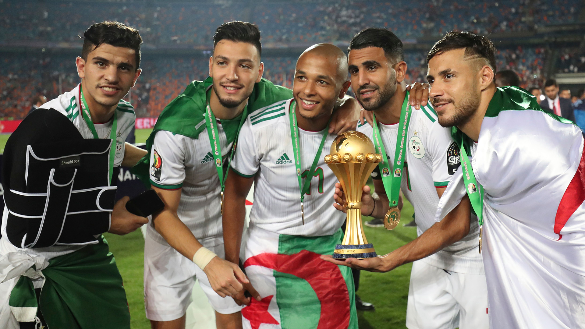 Africa Cup of Nations 2021: Host, qualifiers & full competition guide |  Goal.com