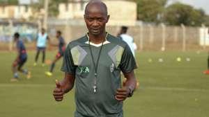 Wazito FC coach Fred Ambani.