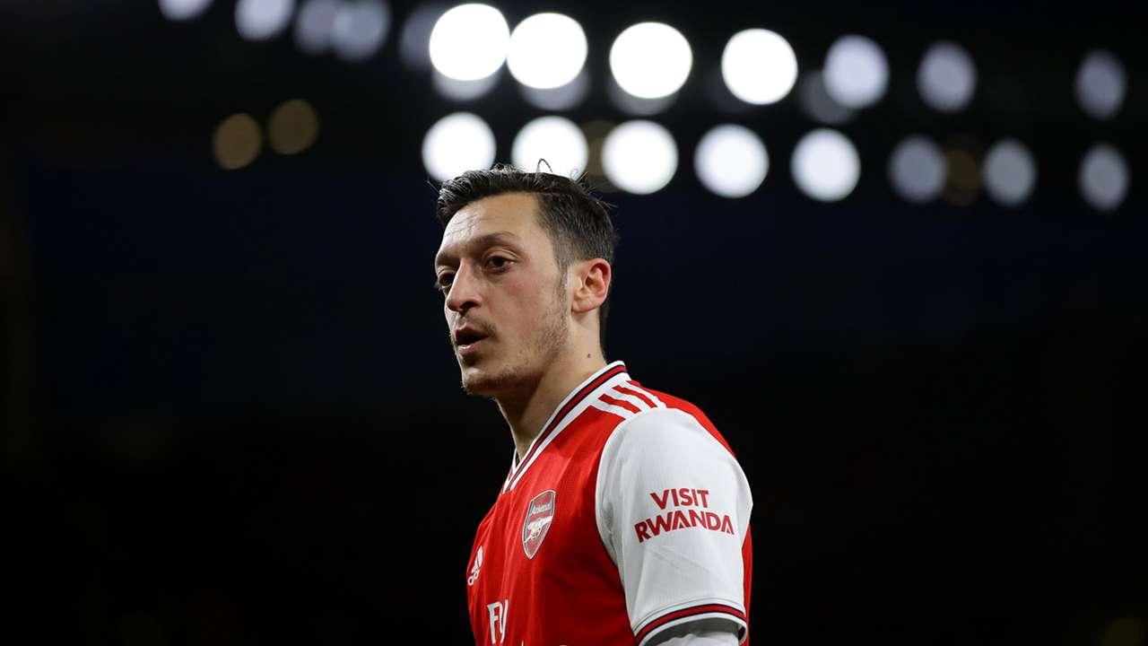 Mesut Ozil Arsenal 2019-20