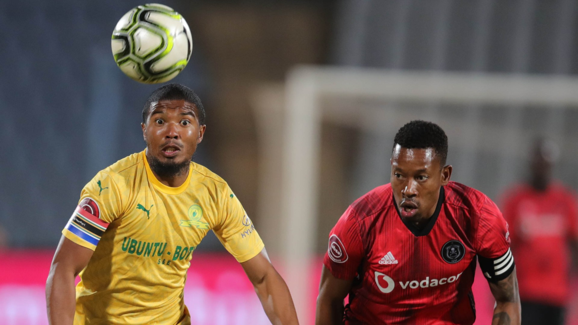 Ex-Orlando Pirates striker Mothibi backs Bucs to beat Mamelodi Sundowns