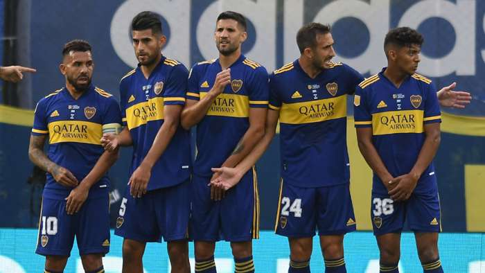 Boca River Fecha 5 Copa de la Liga Profesional 2021