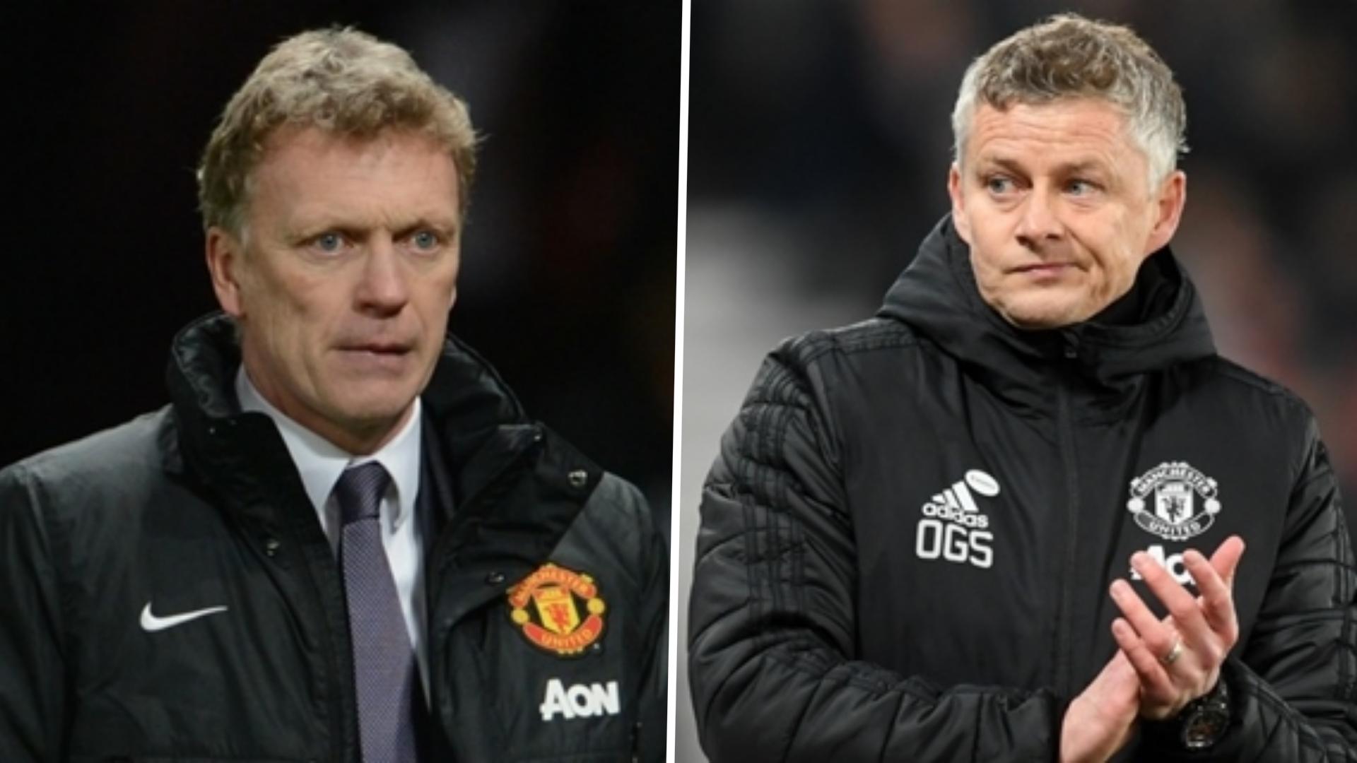 Manchester United's Solskjaer backs De Gea after FA Cup blunders