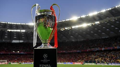 UCL Final Trophy 2018