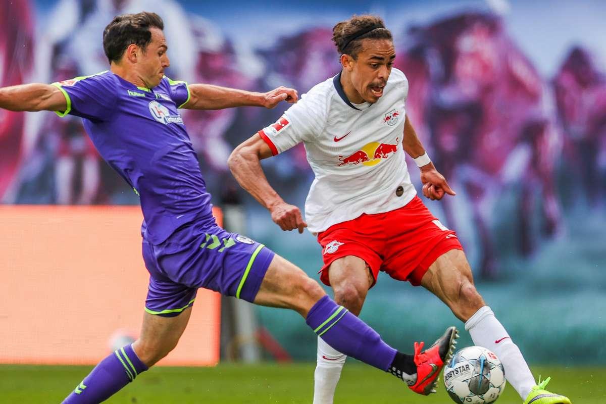 Sigue en vivo y en directo online el RB Leipzig vs Friburgo de la ...