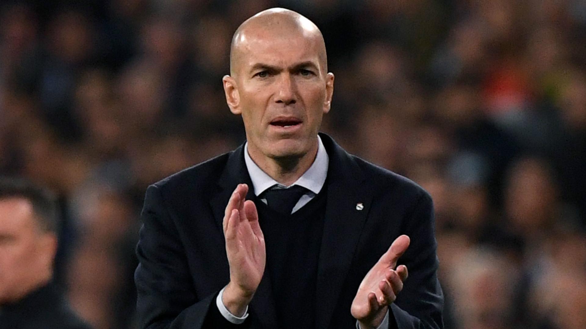 "Real Madrid, Zidane : ""On peut parler d'un Clasico"""