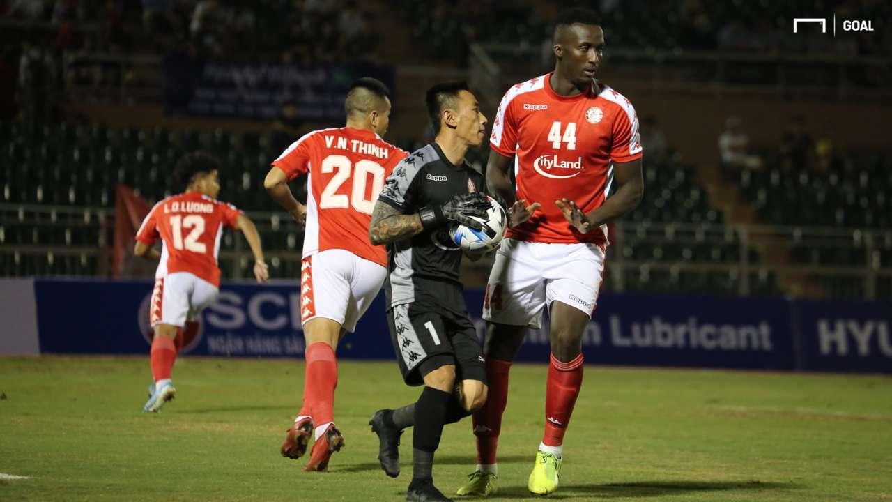 Nguyen Thanh Thang - Pape Diakite | Ho Chi Minh City vs Ulsan Hyundai | Friendly Match | 17 January 2020