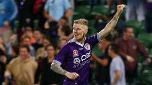 Andy Keogh Perth Glory A-League