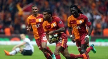 Garry Rodrigues Galatasaray Besiktas 04/29/18