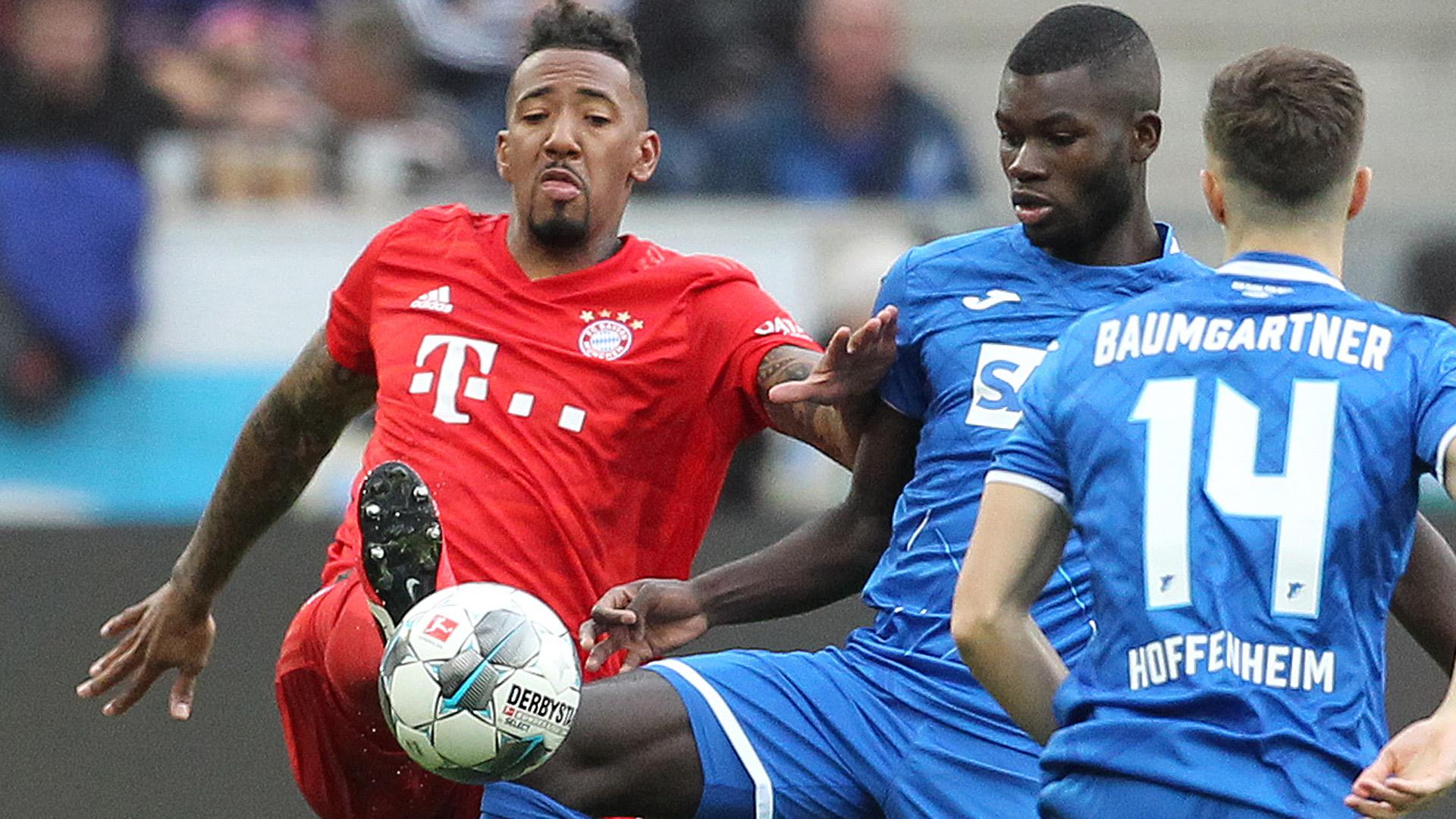 Foot - ALL - Bayern - Bayern Munich : accident sans gravité pour Jérôme Boateng