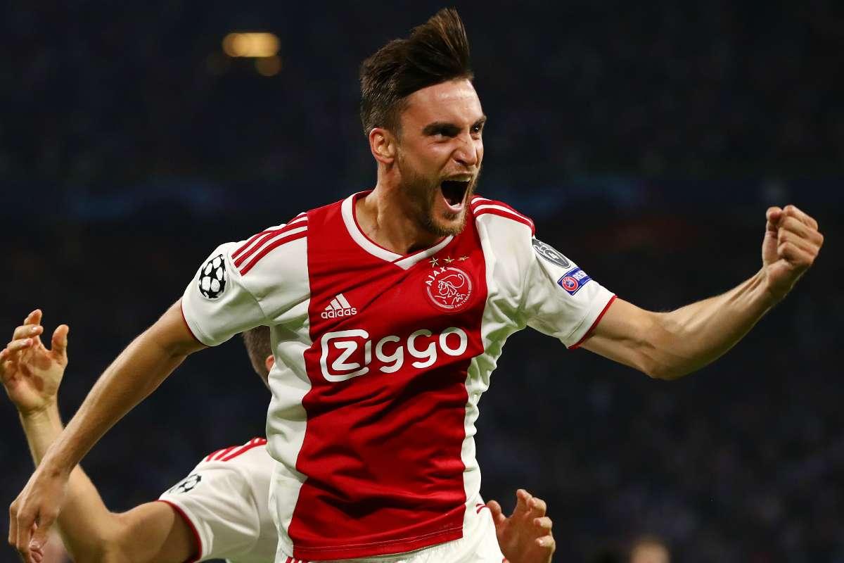 Arsenal transfer news: Ajax star Nicolas Tagliafico hints at summer move amid Gunners interest | Goal.com