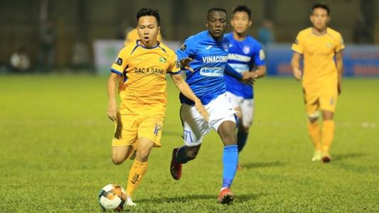 TRỰC TIẾP SLNA vs Than Quang Ninh. Link xem SLNA vs Than Quang Ninh. Trực tiếp bóng đá. V.League 2019 | Goal.com