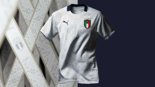 Italy away kit Euro 2020