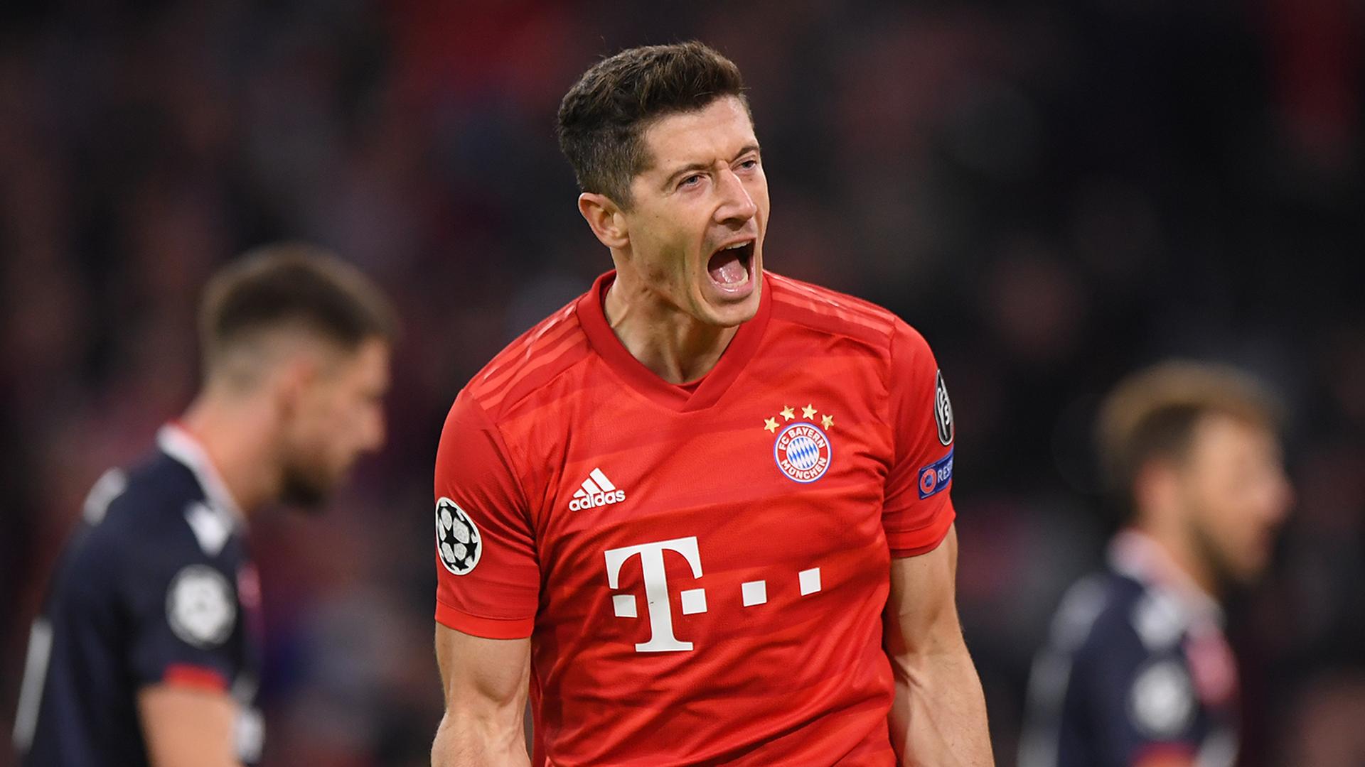 Lewandowski busca Champions inédita em sua melhor temporada no ...
